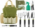 Review Of Best Vremi 9 Piece Gardening Hand Tools Set