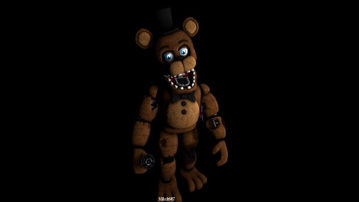 Normal version of Freddy... he's OK.