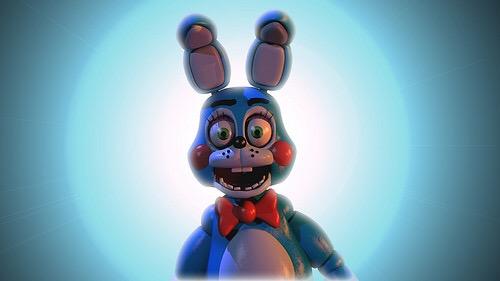 Normal Bonnie. Don't you wanna hug him?!