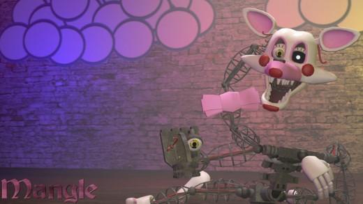 Hi Mangle. You like pink, we get it.