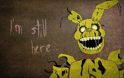 I'm still here...don't ignore me!