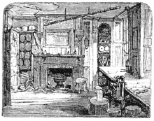 Fanny's Bedchamber