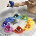 How To Clean Bath Toys With Vinegar