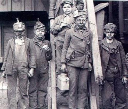 Child Labour in Victorian Britain