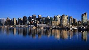 Vancouver, a beautiful city ...