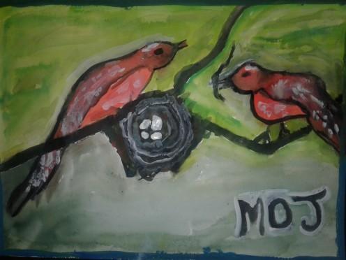 My Red Birds