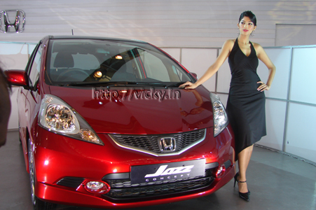 Honda Jazz in India