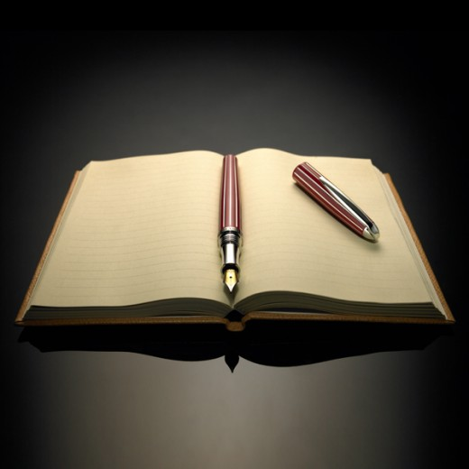 Whether using pen and paper or laptop, you can reach your full creative potential when you truly believe in yourself.