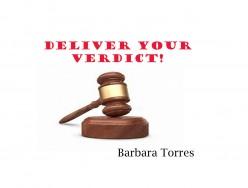 Deliver the Verdict