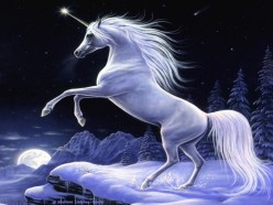 The Unicorn (Poetry by GalaxyRat)