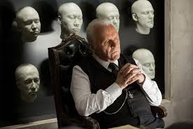 "Anthony Hopkins as ""Robert Ford"""