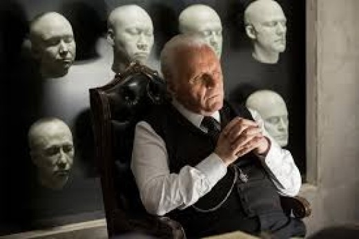 """Anthony Hopkins as """"Robert Ford"""""""