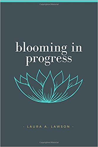 blooming in progress by Laura A. Lawson