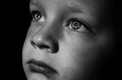 I'm a Little Child: Sad Poem