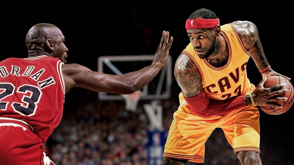 baece5b9fcd Michael Jordan Versus LeBron James  Who Is the GOAT