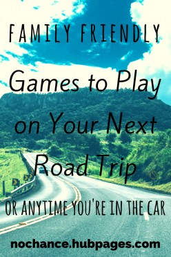 6 Games to Play on Your Next Road Trip