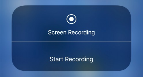 The built-in screen recording feature for the Apple iPhone and iPad was introduced as part of iOS 11 in 2017.