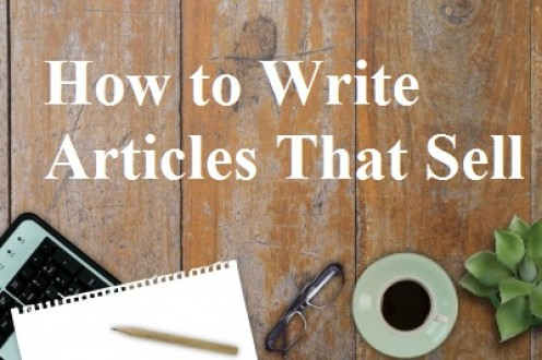 How to Write Articles That Sell: A Beginner's Guide to Freelance Writing