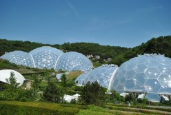Things to do in Cornwall: Eden Project