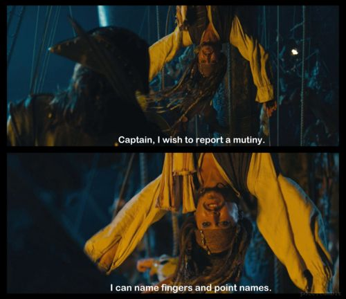 """A scene from the movie """"Pirates of the Carribbean: On Stranger Tides"""""""
