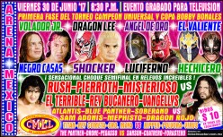 Lord of the Universe: Return of the CMLL Running Diary