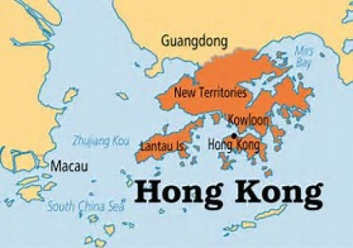 Hong Kong is a sovereign state that is officially part of the People's Republic of China.
