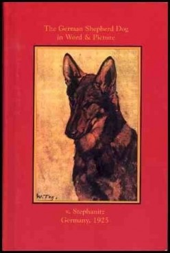 The German Shepherd Dog in Word and Picture Book Review