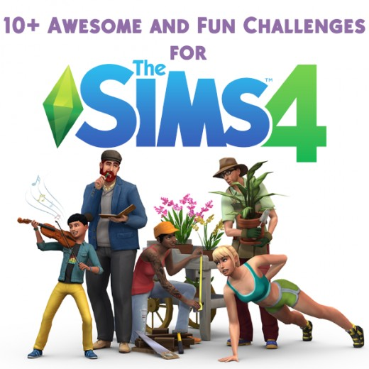 10 Awesome And Fun Challenges To Play In The Sims 4