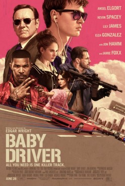 Baby Driver. A Review