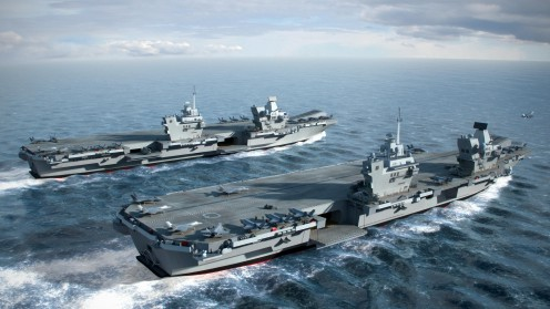 Are Aircraft Carriers Needed in Today's Modern Navies?