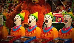 Led by Clowns: a Satirical Poem