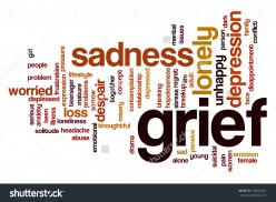 Coping Grief with G-R-I-E-F