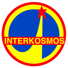 Interkosmos program logo