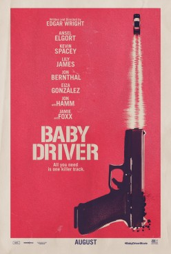 Baby Driver: Movie Review
