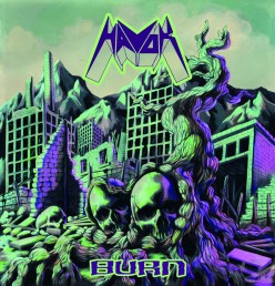 "Review: the Album ""Burn"" by Thrash Metal Band Havok"