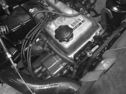 Project 3RZFE Toyota Corolla