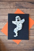 Ghost Crafts for Kids At Halloween