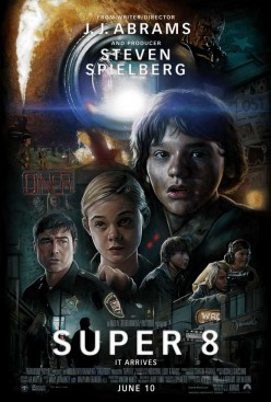Super 8 (2011) Film Review [Supernatural]