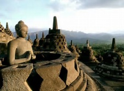 All religions are present in Indonesia as the country has Muslims, Christians and Buddhists.