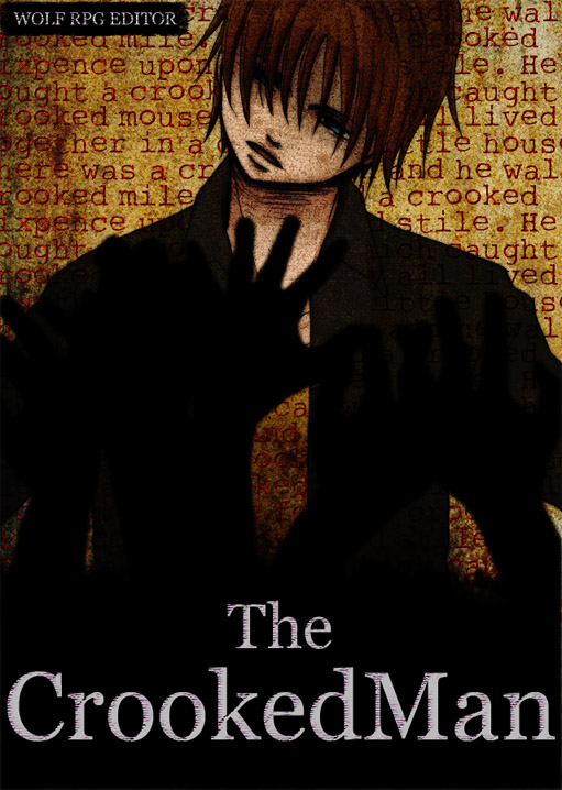 The Crooked Man Promotional Poster