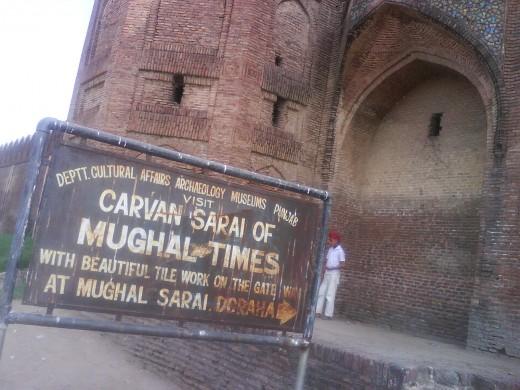 Mughal Serai, Doraha