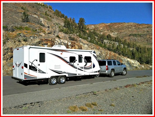 Making sure you have good driving skills is the best way to stay safe when RVing.