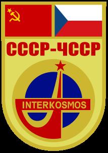 Soyuz 28 mission patch