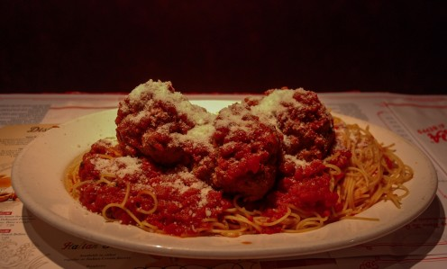 Looking for the Perfect Spaghetti and Meatballs?