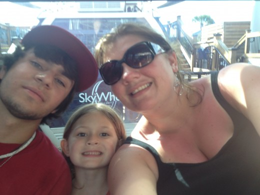 Ride the Skywheel in Myrtle Beach!  Its worth the cost!