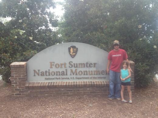 Fort Sumter National Monument, Charleston, SC