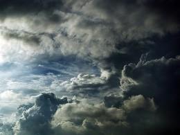 Rainy skies in Summer