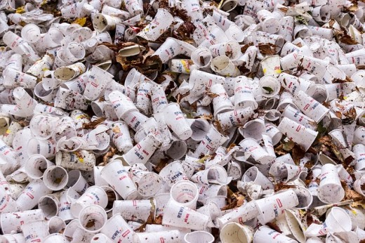 Non-Biodegradable Plastic Waste