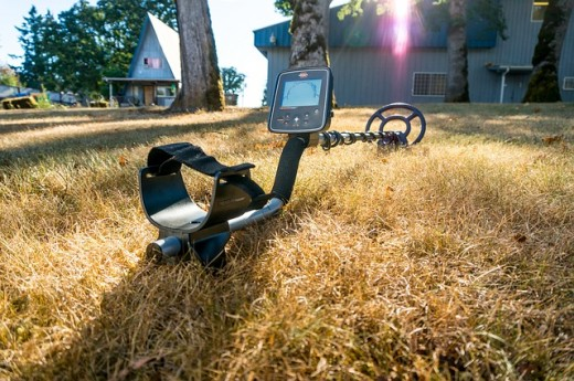 This is one type of metal detector. There are many to choose from.