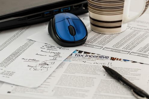 Independent Contractor Tax Rate Depends on Business Type